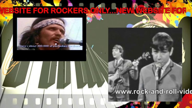 Rock and Roll videos for fans