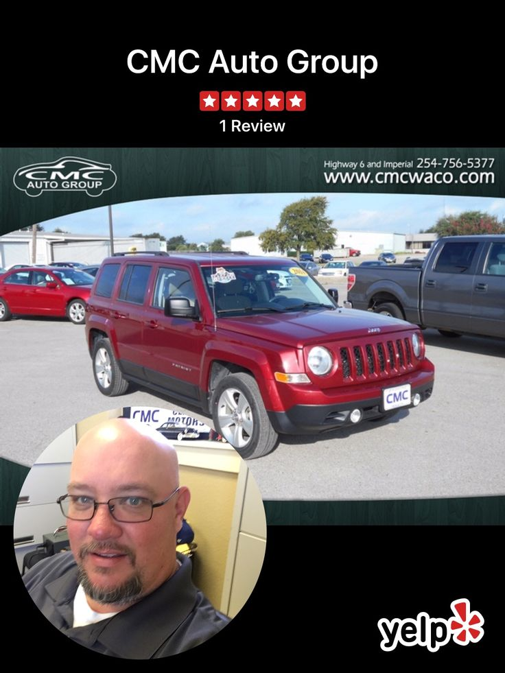 Looking for a great SUV?  #BuyfromtheBear Call Now 254-756-5377 2014 Jeep Patriot Latitude Mileage	61,646 Price	$13,999 Cmcwaco.com