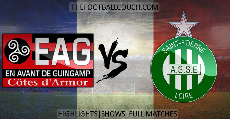 [Video] Ligue 1 Guingamp vs Saint-Etienne Highlights - http://ow.ly/Zp2Ku - #EAGuingamp #Saint-Etienne #ligue1 #soccerhighlights #footballhighlights #football #soccer #frenchfootball #thefootballcouch