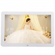 Digital Photo Frame 12 HD Large Screen Frame Video Player