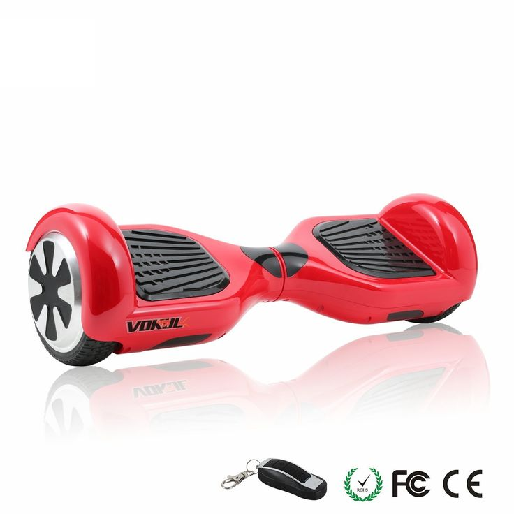 Vokul® 3-5 Working Days Arrived Two Wheel Smart Self Balancing Electric Scooter with Lithium Battery Free Shipping