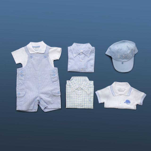 #NewbornsEPK Para bebés recién nacidos encuentra en EPK una propuesta especial de prendas y accesorios para ellos en combinaciones de colores pastel como el azul, gris y blanco