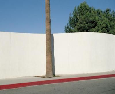 by Franco Fontana / Urban Landscape, Los Angeles, 1991