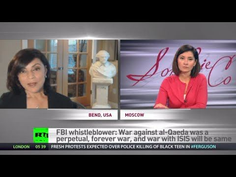 """FBI Whistleblower: """"U.S Is Reviving Terror Scare With ISIS To Promote The Terror War Industry"""" 
