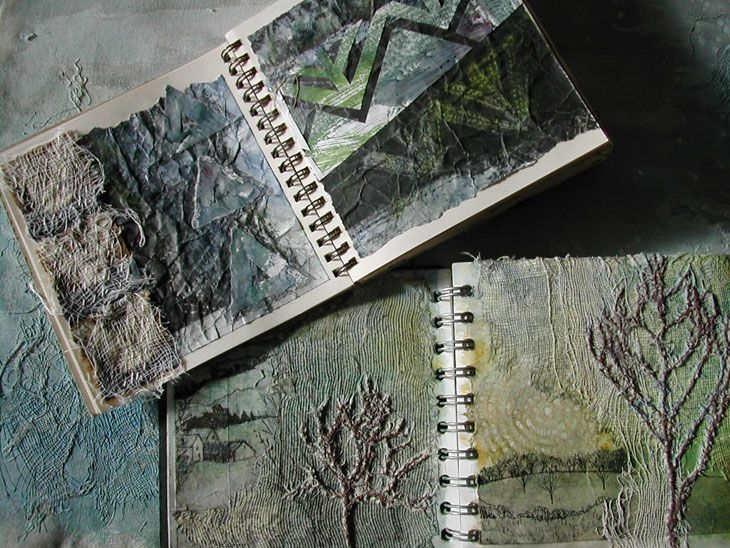 Jan Evans | Textile Study Group