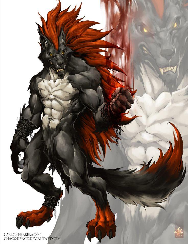 Best 25+ Werewolf art ideas on Pinterest | Werewolves ... Werewolf Warrior Art