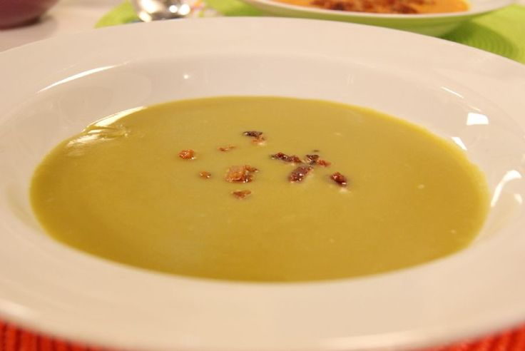 Sopa Creme de Ervilha