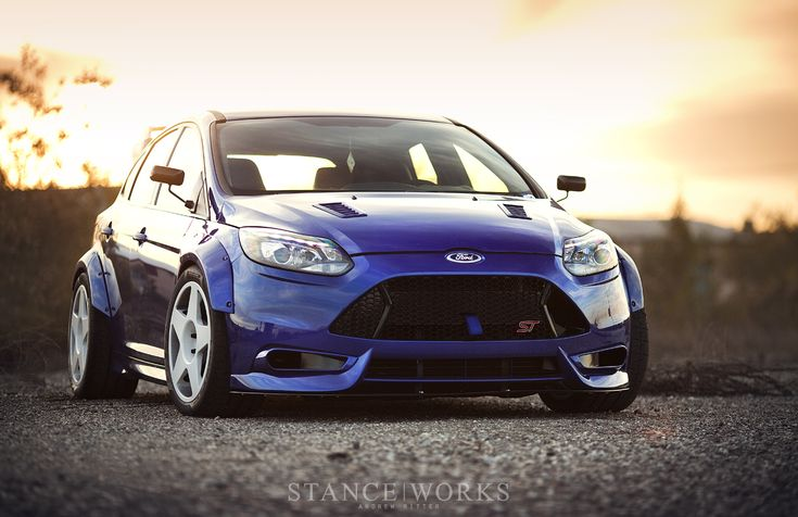 Fifteen52 Presents – Project ST: The TrackSTer #Ford #Focus #ST
