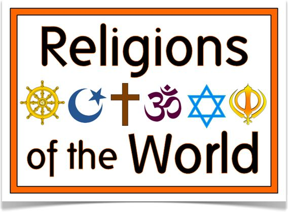Religions of the World - Treetop Displays - A fantastic set of A4 posters showing the key facts and information about different world religions. Includes: Buddhism, Christianity, Hinduism, Islam, Judaism and Sikhism. Visit our website for more information and for other printable resources by clicking on the provided links. Designed by teachers for Early Years (EYFS), Key Stage 1 (KS1) and Key Stage 2 (KS2).