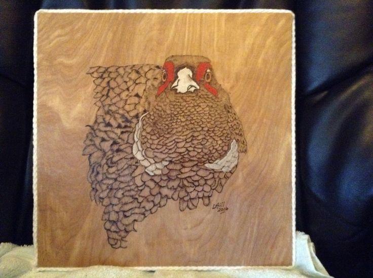 Pheasant done
