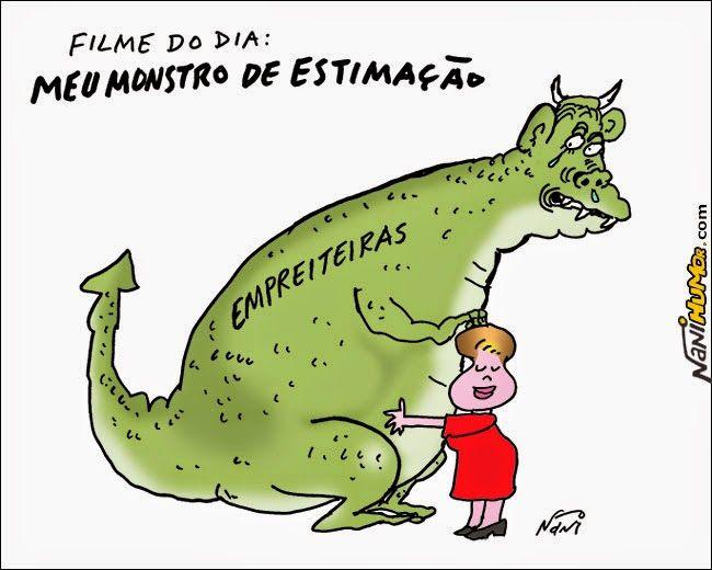 Nani Humor: FILME DO DIA: MEU MONSTRO DE ESTIMAÇÃO