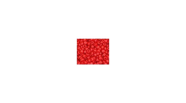 Opaque Cherry TOHO 11/0