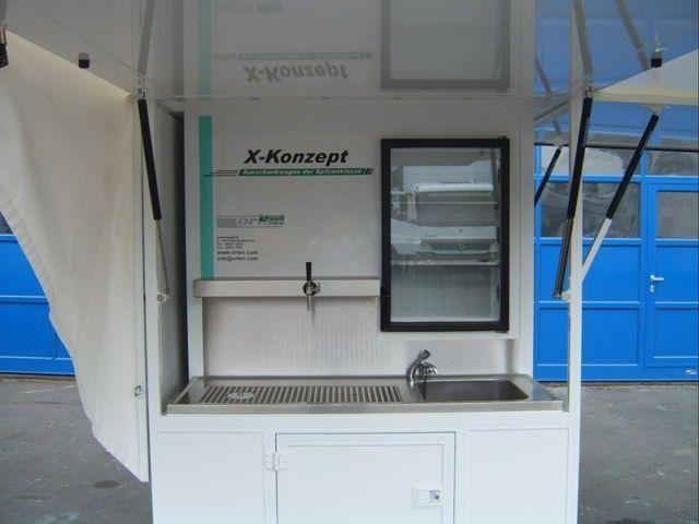 Sonstige/Other Orten X Konzept Ausschankwagen, Transporter Sonderaufbau/ Branchenlösung in Bernkastel-Kues, gebraucht kaufen bei AutoScout24 Trucks