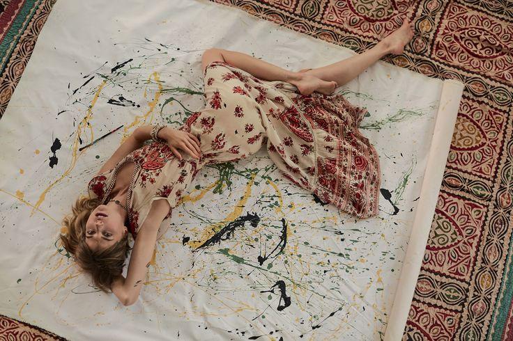 BOHO ART | New Story | Spring | Summer |