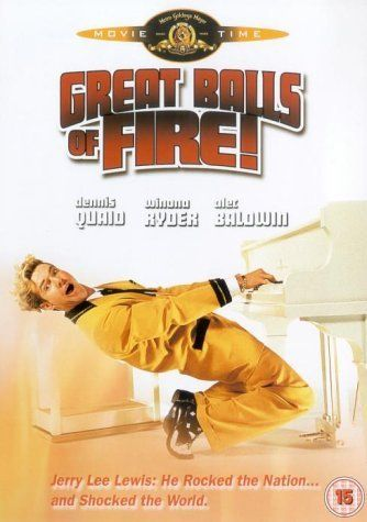 Great Balls of Fire: The Uncensored Story of Jerry Lee Lewis by Myra Lewis