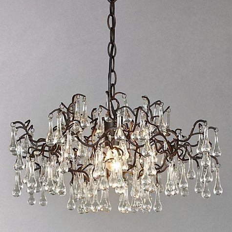 Buy John Lewis Victoria Ceiling Light Online at johnlewis.com