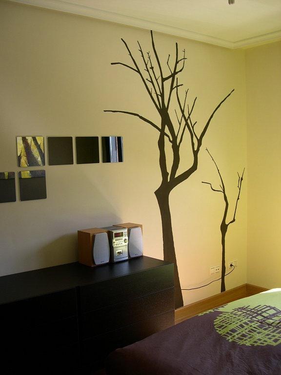 17 mejores im genes sobre arbolitos ramas pintadas en - Ultimas tendencias en decoracion de paredes ...