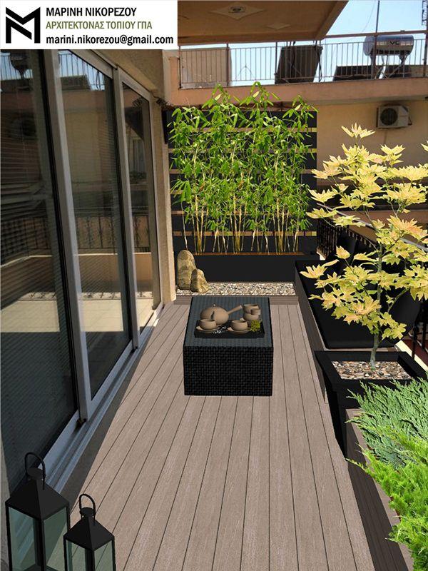 11 Best Japanese Style Balcony Design Images On Pinterest
