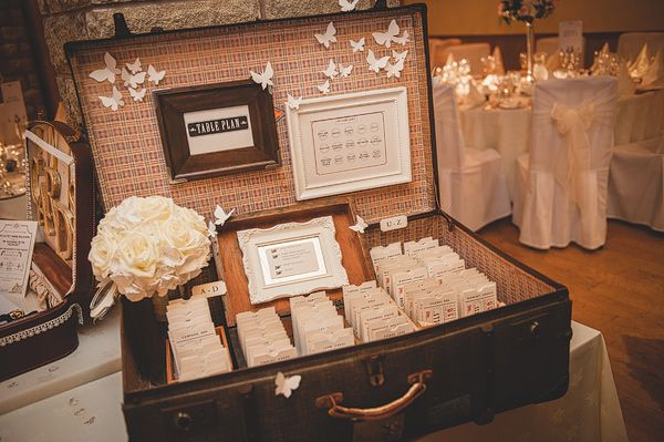 A glorious vintage broadway wedding