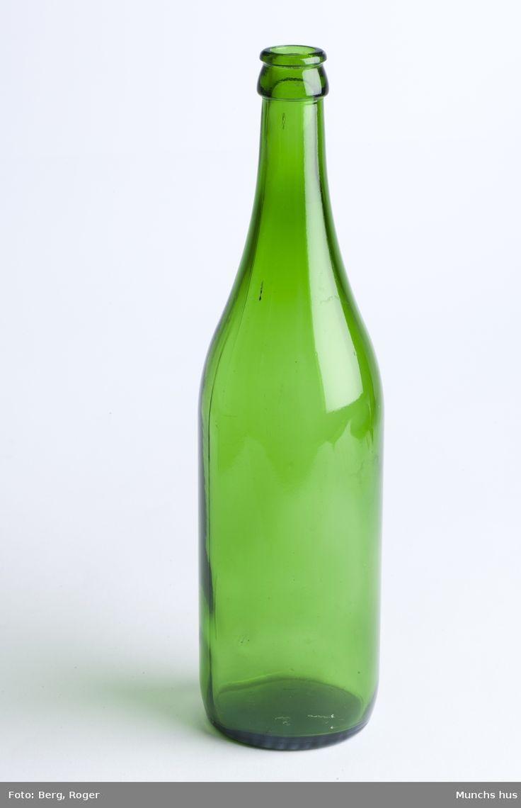 DigitaltMuseum - Flaske