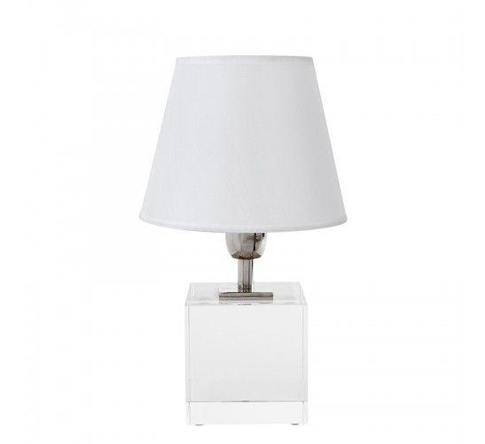 The Square Bordlampe - Kr 1980,- http://sixbondstreet.com/lamper/bord-lamper/lamp-table-the-square