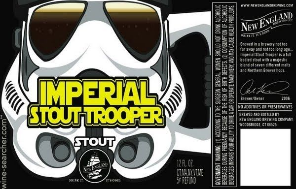 With Star Wars back in action with 'The Force Awakens' you might be left pondering what you should drink with it. We have a few ideas...