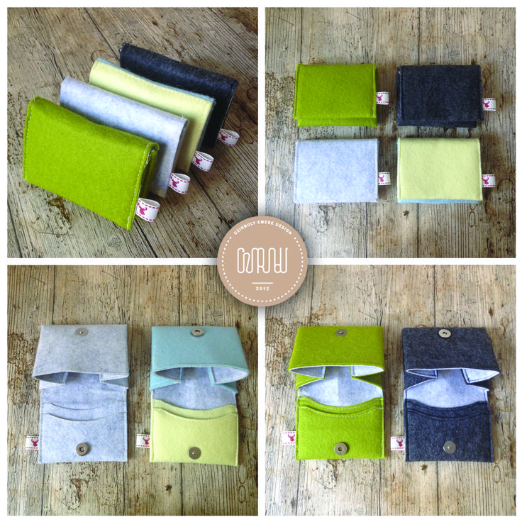 Fel mini wallets with practical by Cziribu