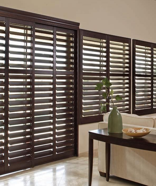 Outside Mount Roman Shade Over Blinds