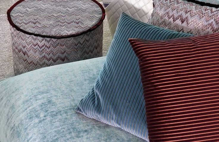 Missoni Home Has The Most Colorful Modern Chairs For Spring