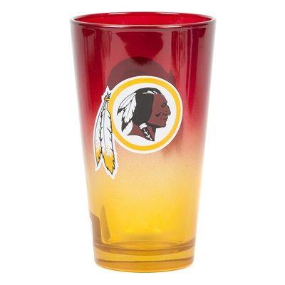 Washington Redskins 16oz OMBRE Pint Glass: Washington Redskins 16oz OMBRE Pint Glass  As a die-hard Washington Redskins fan, you have an…