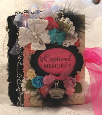 "Gorgeous ""MADEMOISELLE"" Shabby premade scrapbook album vintage.  http://www.ebay.com/itm/MOMZ-MADEMOISELLE-Shabby-premade-scrapbook-album-vintage-Cindy-A-/120929006780?pt=LH_DefaultDomain_0=item1c27ee34bc"
