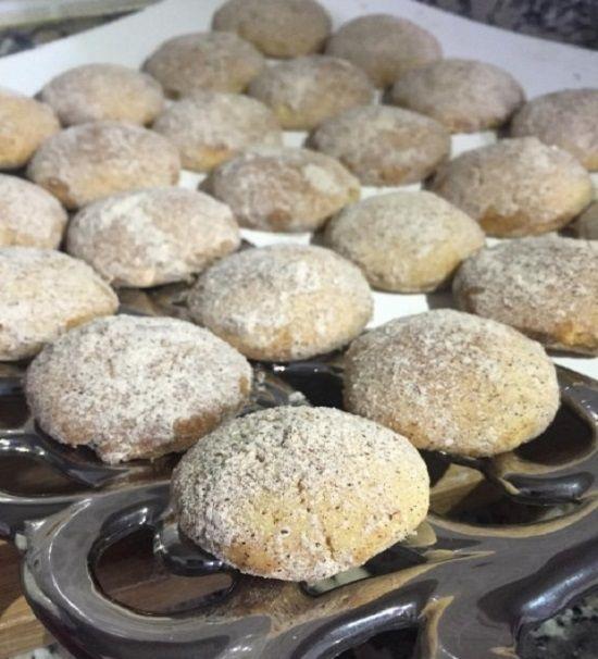 Mis gibi fındıklı tarçınlı kurabiye 😋 Sizde yapıp çay eşliğinde ev halkına veya misafirlerinize ikram etmek istermisiniz?