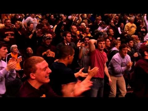 Top 10 moments from the 2012-13 Gopher wrestling season. Does your favorite make the list?