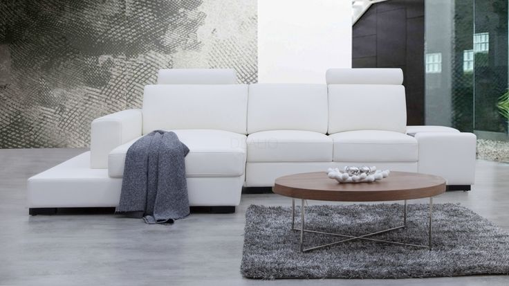 Hollywood Leather Chaise Lounge Option A - Lounge Life