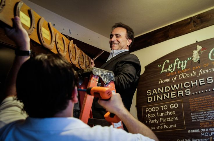The battle for Lefty O'Doul's turning into a bar brawl - San Francisco Chronicle