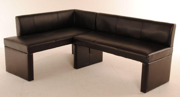 die besten 25 eckbank leder ideen auf pinterest leere wand pl tze euro kissen und sofa beige. Black Bedroom Furniture Sets. Home Design Ideas