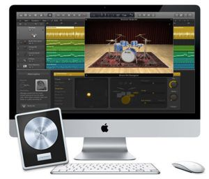 Apple Logic Pro X V10.3.1 Apple Logic Pro X MacOSX, a software extremely powerful and efficient for professional composers, editing and mixing music with a modern interface that recently the new version by the famous company Apple operating system Mac released