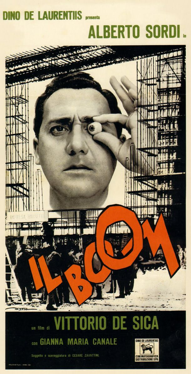The famous italian film with the great Alberto Sordi