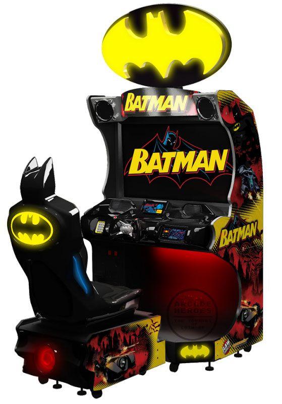Batman Arcade Machine For Sale