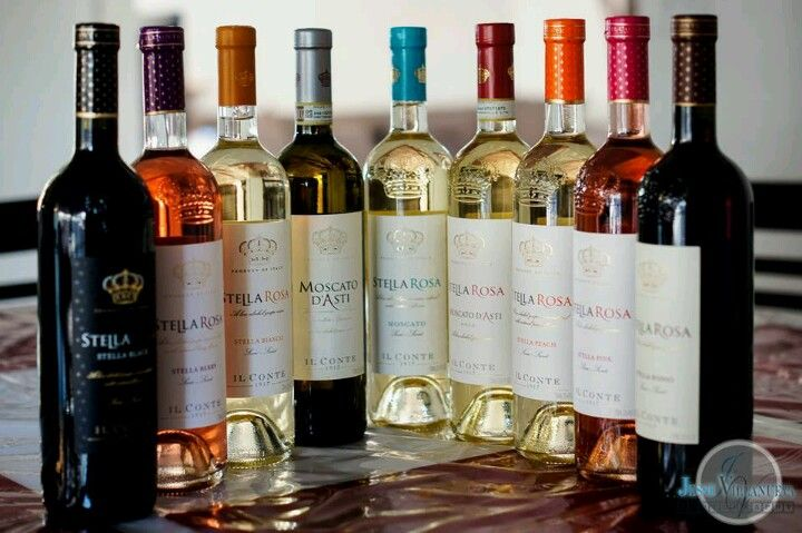 "Stella Rosa wines are so yummy! Most wines I'm very excited about sharing, this wine makes me want to demand ""GET YOUR OWN!...then you can join me."""