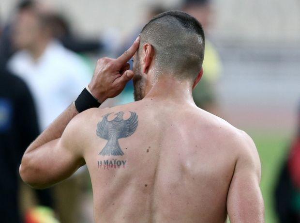 e-Pontos.gr: Η αφιέρωση με νόημα και το Ποντιακό τατουάζ του Αρ...