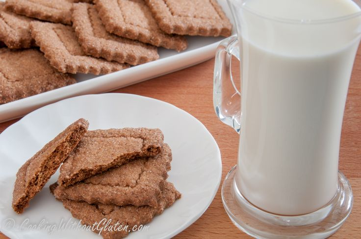 Gluten free buckwheat and millet biscuits with coconut sugar