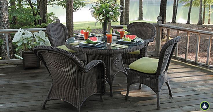 The Classic Wicker Collection From Summer Classics Is Timeless And Durable.  Summer Classics | Classic. Classic Outdoor FurnitureOutdoor ...