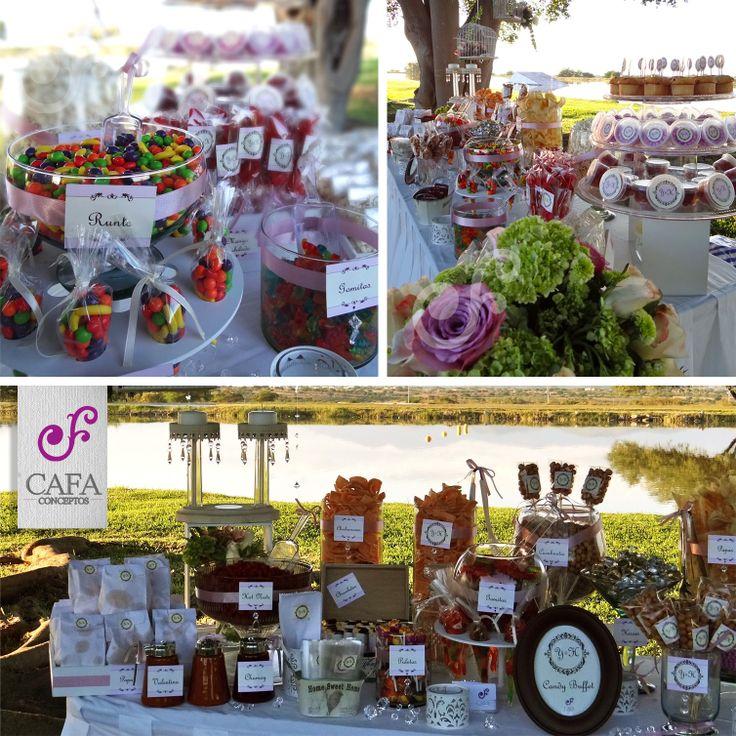 17 best images about mesa de dulces on pinterest mesas - Mesa de dulces para boda ...