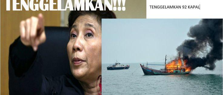 "3 tahun Pemerintahan Jokowi JK , Menteri Susi Sudah Tenggelamkan 317 Kapal  ForumViral.com - Selama 3 tahun terakhir, Pemerintahan Jokowi-Jusuf Kalla gencar memerangi Illegal, Unreported and Unregulated ( IUU ) Fishing. ""Komandan perangnya"" tentu saja Menteri Kelautan dan Perikanan Susi Pudjiastuti.  #Jokowi #Menteri #Susi #Pemerintahan   Selengkapnya http://www.forumviral.com/2017/10/3-tahun-pemerintahan-jokowi-jk-menteri.html"