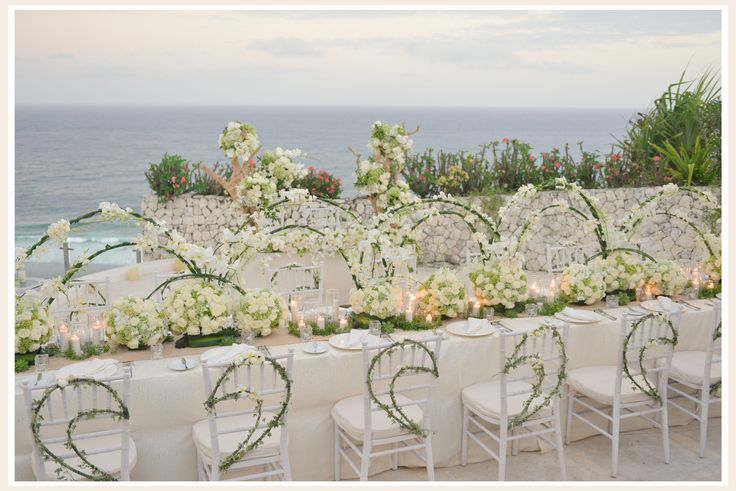 White wedding At Banyan Tree