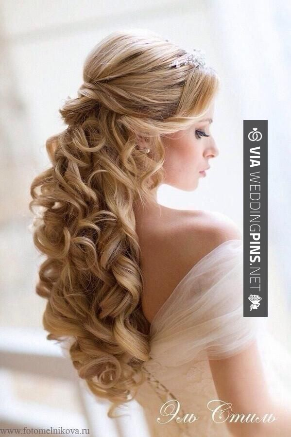 Exceptional Wedding Hairstyles For Long Hair Wedding Hair Styles   For More Amazing Tips