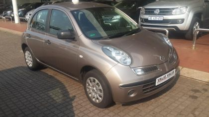 Nissan Micra 1.4 Visia 5Dr in South Africa