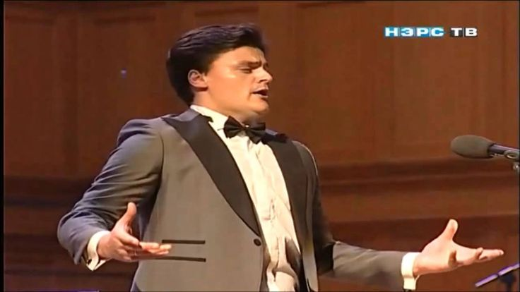 "Romance ""I ask for your hand"".  Big Academic Choir ""The Masters of Choral Singing"" and the Moscow Symphony Orchestra ""Russian Philharmonic"" conducted by Joseph Ion Pruner. Soloist Mikhail Dogotar. Poems by Mihai Eminescu."