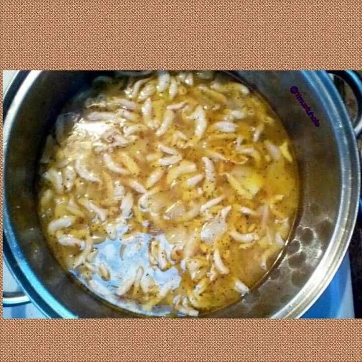 how to cook chitterlings video